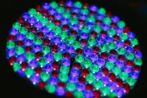 Devon DJ Uplighting RGB colours to your venue